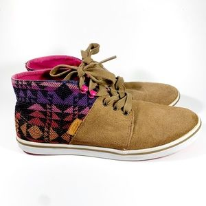 Vans Chukka Shoes Womens Size 7